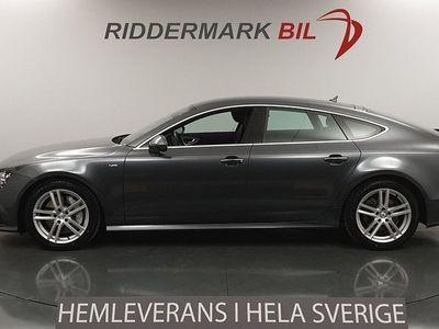 begagnad Audi A7 Sportback 3.0TFSI 333hk S-Line Navi Drag