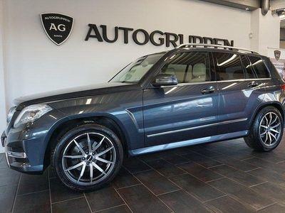 begagnad Mercedes GLK220 CDI 4MATIC 7G Plus AMG