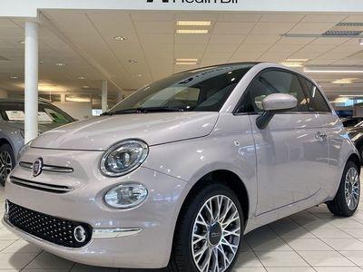 begagnad Fiat 500C STAR 1.2 69HK CABRIOLET