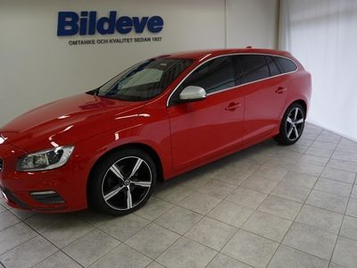 brugt Volvo V60 D3 II Business Advanced R-Design -17