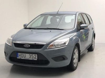 begagnad Ford Focus 1.6 TDCi Kombi