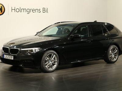 begagnad BMW 520 d xDrive Touring M-sport Winter Drag