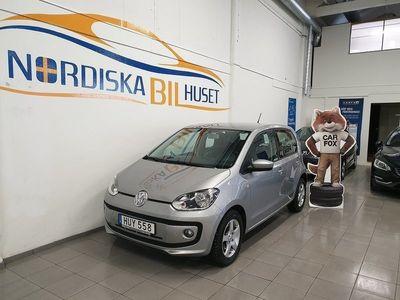 gebraucht VW up! ! 5-dörrar 1.0 Automat GPS -Sport, high 75hk,Drive