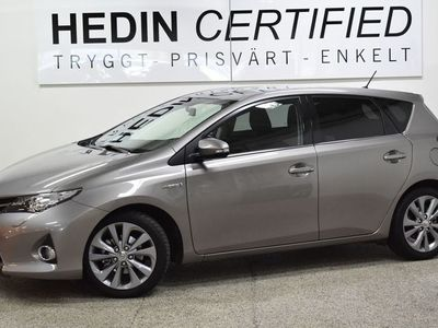 begagnad Toyota Auris Hybrid 1.8 136hk