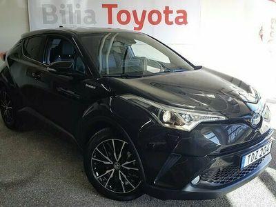begagnad Toyota C-HR 1.8 Hybrid X-Edition Skinn & JBL 2018, SUV Pris 214 900 kr