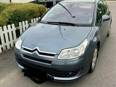 begagnad Citroën C4 Coupe 1.6