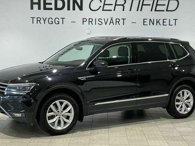 begagnad VW Tiguan Allspace 2.0 TDI 4Motion / 7 SITS / VÄRMARE / 2019