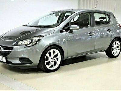 begagnad Opel Corsa 5-Dörrar Enjoy 1.4 Manuell 90hk Pluspaket