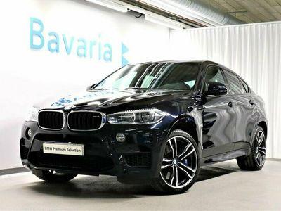 begagnad BMW X6 M 575hk Head-Up Soft Close Sätesventilation Taklucka