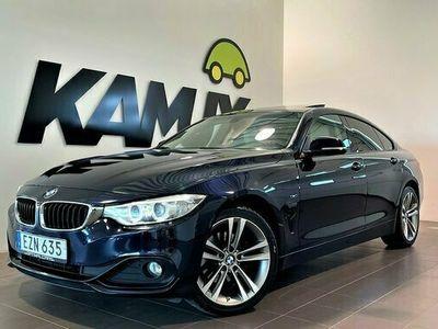 begagnad BMW 420 Gran Coupé d xDrive Taklucka | Drag | Hifi | Shadowline | 190hk