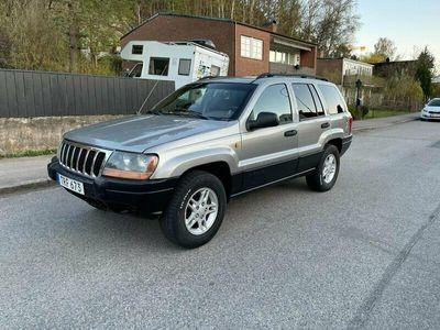 begagnad Jeep Grand Cherokee 4,0 lågmilare