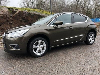 used Citroën DS4 2.0 HDI Sport 163HK -11