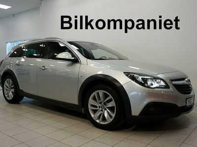 begagnad Opel Insignia Country Tourer 170hk Automat 4x4