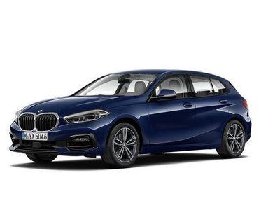 begagnad BMW 118 i NYA Modellen 3295kr Privatleasing Model Sport