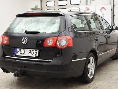 begagnad VW Passat 2.0 TDI Variant 170hk D-VÄR -08