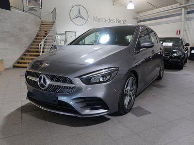 begagnad Mercedes B180 AMG Line