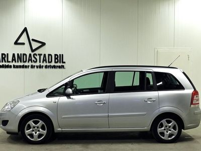 begagnad Opel Zafira 1,8 140hk Aut 7-sits