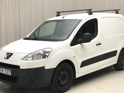 begagnad Peugeot Partner 1.6 e-HDI Skåp 2012, Transportbil 45 000 kr