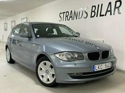 begagnad BMW 118 d D 5-d Advantage, Comfort 143hk Drag PDC AUX 4 Ägare