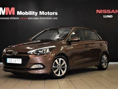 begagnad Hyundai i20 1.4 Automat Premium -16