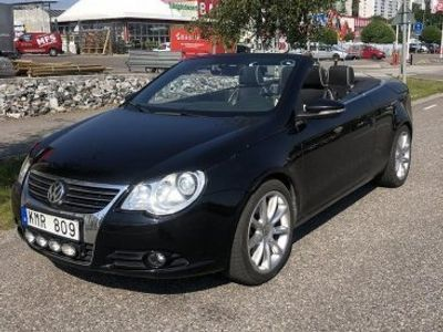 begagnad VW Eos 2.0 TSI DSG Sekventiell 200hk -09