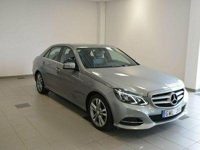 begagnad Mercedes E250 CDI 4MATIC, Navi, Drag