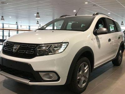 begagnad Dacia Logan MVC 0.9L TCE STEPWAY