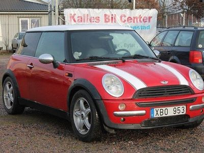 begagnad Mini Cooper Pepper 116hk
