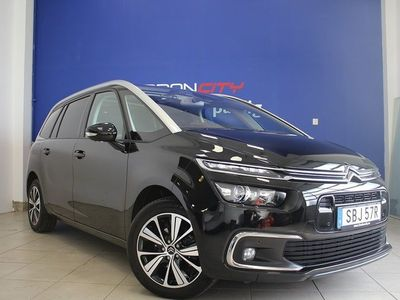 begagnad Citroën C4 Grand SpaceTourer 7-Sits Full-utr