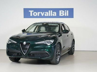begagnad Alfa Romeo Stelvio 2.0 Super TI Q4 2020, SUV Pris 449 900 kr