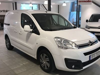 begagnad Citroën Berlingo Van 1.6 BlueHDi Euro 6 99hk
