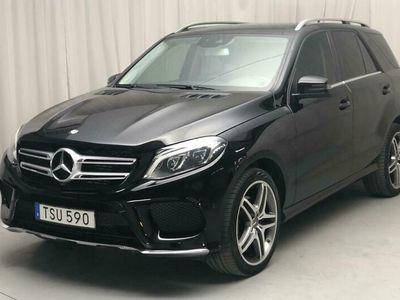 begagnad Mercedes GLE350 d 4MATIC W166 (258hk)