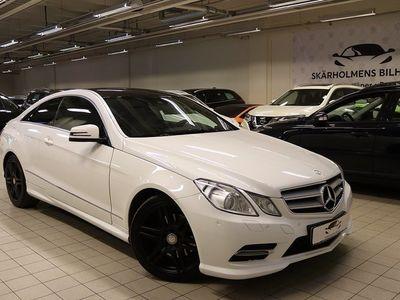 begagnad Mercedes E350 CDI Coupé E63 AMG OPTIK 2