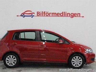 begagnad VW Golf Plus 1.4TSI 122Hk Style