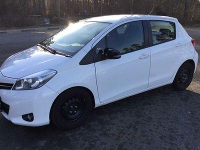 begagnad Toyota Yaris 1.4 D-4D 5dr (90hk)