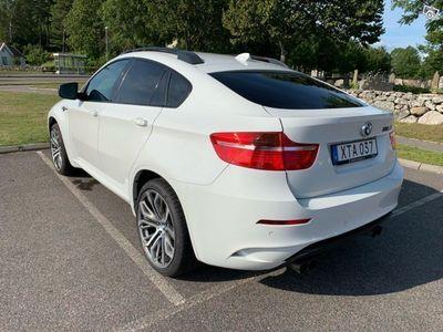 begagnad BMW X6 M 555hk -11