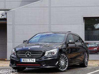 begagnad Mercedes 250 CLA Benz4M SB AMG Panorama 2015, Sportkupé 264 900 kr