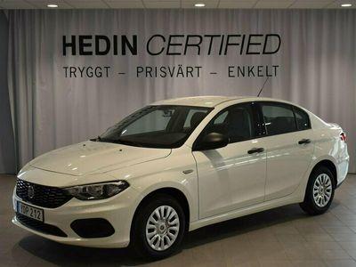 begagnad Fiat Tipo 1,4 POP 2016, Sedan Pris 84 900 kr