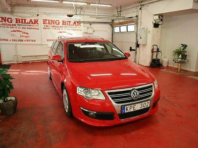 begagnad VW Passat Variant 2.0 TDI 4Motion DSG Sportline 1 ägare