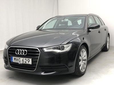 gebraucht Audi A6 Avant 2.0 TDI (177hk)