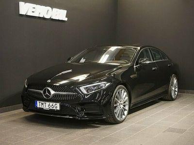 begagnad Mercedes CLS400 d 4MATIC AMG Line