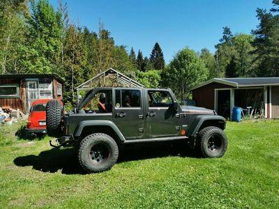 begagnad Jeep Wrangler JK UNLIMITED