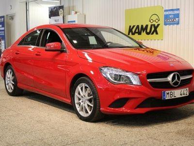 begagnad Mercedes CLA250 Business Sportpaket