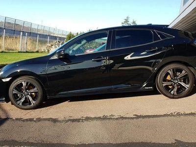 begagnad Honda Civic 1.5 Sport Plus