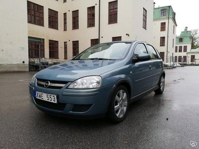 used Opel Corsa 1.2 Ny Besiktigad-Nyservad -06