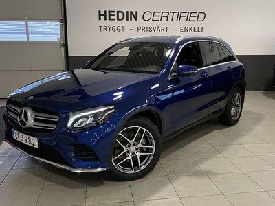begagnad Mercedes GLC220 GLC
