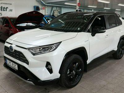 begagnad Toyota RAV4 Hybrid AWD-i ELHybrid 222hk STYLE