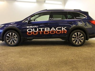 begagnad Subaru Outback 2.0D SUMMIT DEMONSTATIONSBIL,