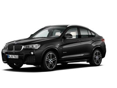 begagnad BMW X4 xDrive20d (190hk) M-Sport