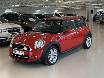 used Mini Cooper D Chili 111hk Servad & Besiktigad